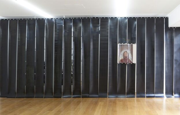 Sophie Reinhold | Why talk of love at a time like this?!, installation view