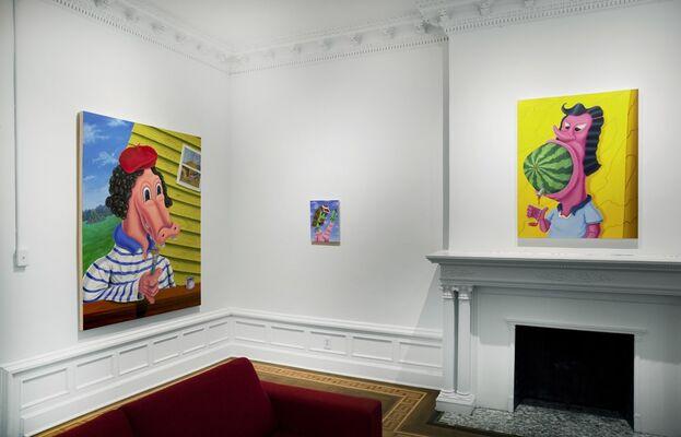 Nicasio Fernandez: Working Through It | Harper's Apartment, installation view