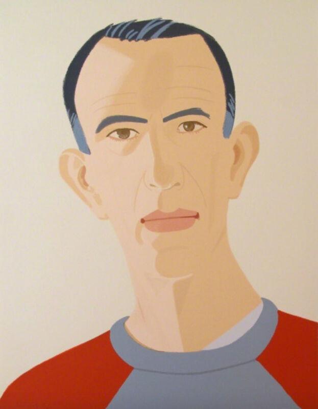 Alex Katz, 'Sweatshirt II', 1990, Print, Screenprint in colors, on wove paper, Upsilon Gallery