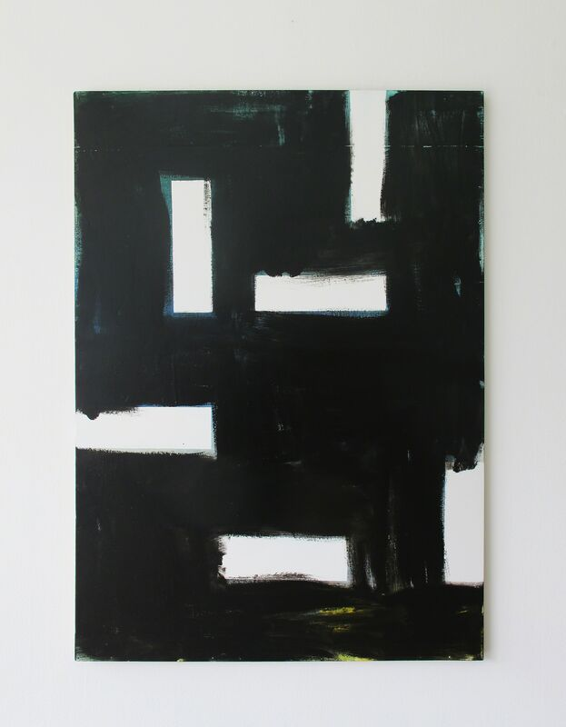Atelier Pica Pica, 'Untitled', 2014, Mixed Media, Enamel on wood, V1 Gallery