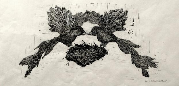 Aliene De Souza Howell, 'Love in the New World', 2019