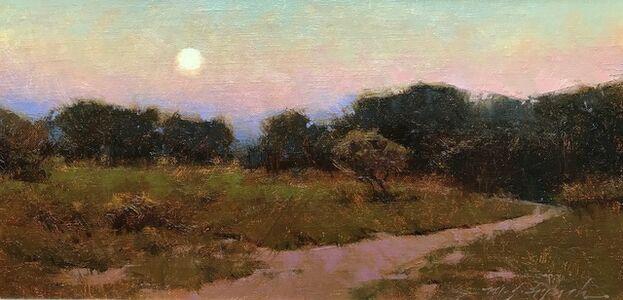 Michael J. Lynch, 'August Moon', 2020