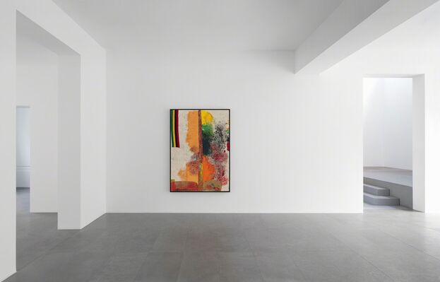 Sterling Ruby — WIDW, installation view