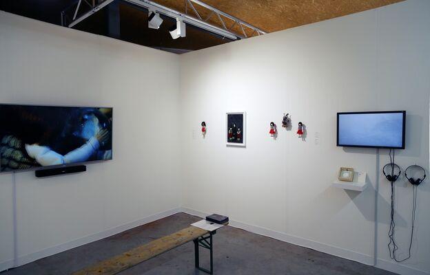 GALLERY MoMo at VOLTA13, installation view