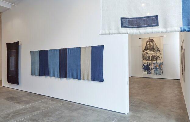 Ravelled Threads, installation view