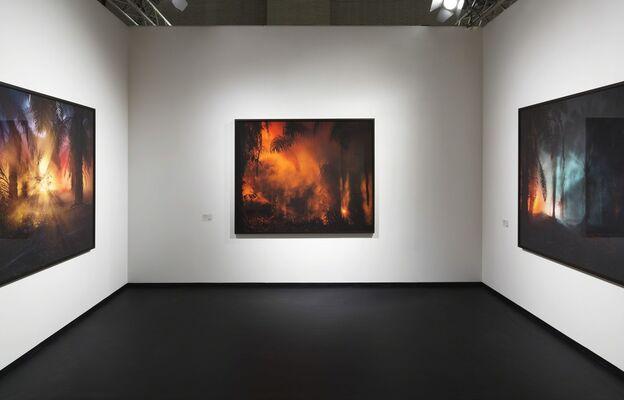 DITTRICH & SCHLECHTRIEM at art berlin 2018, installation view