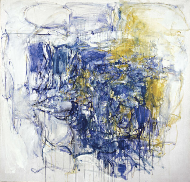 Joan Mitchell, 'Hudson River Day Line', 1955