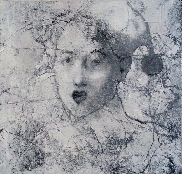 Jesus Nodarse, 'White Face', 2018