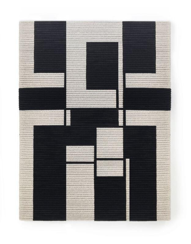 Senem Oezdogan, 'Construction / II', 2016, Mixed Media, Wood, rope, and cotton thread, Uprise Art