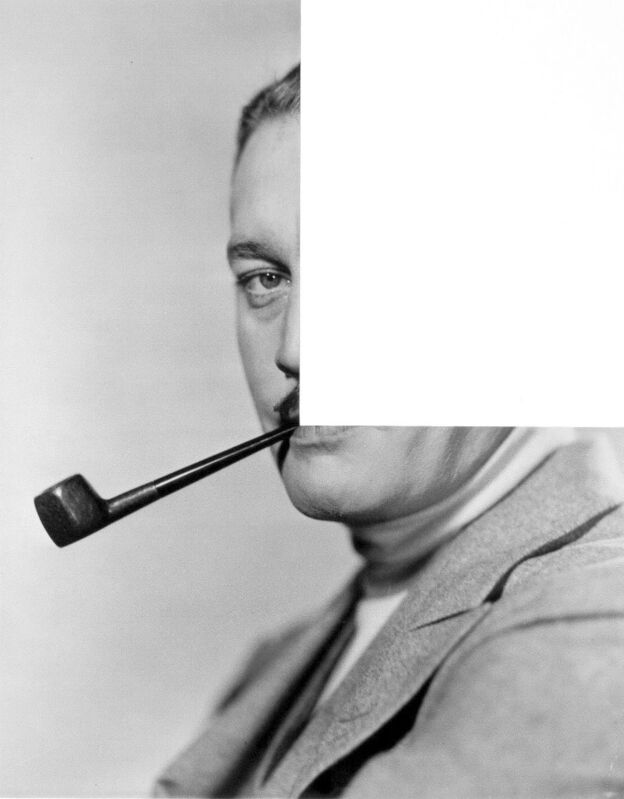 John Stezaker, 'Untitled (Pipe)', 2012, Photography, Digital pigment print on Somerset Foto Rag 300g, [FEUTEU]