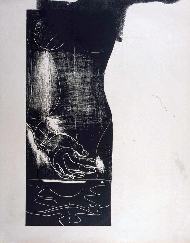 Pablo Picasso, 'Nu', 1962, Print, Linocut printed in black, Frederick Mulder