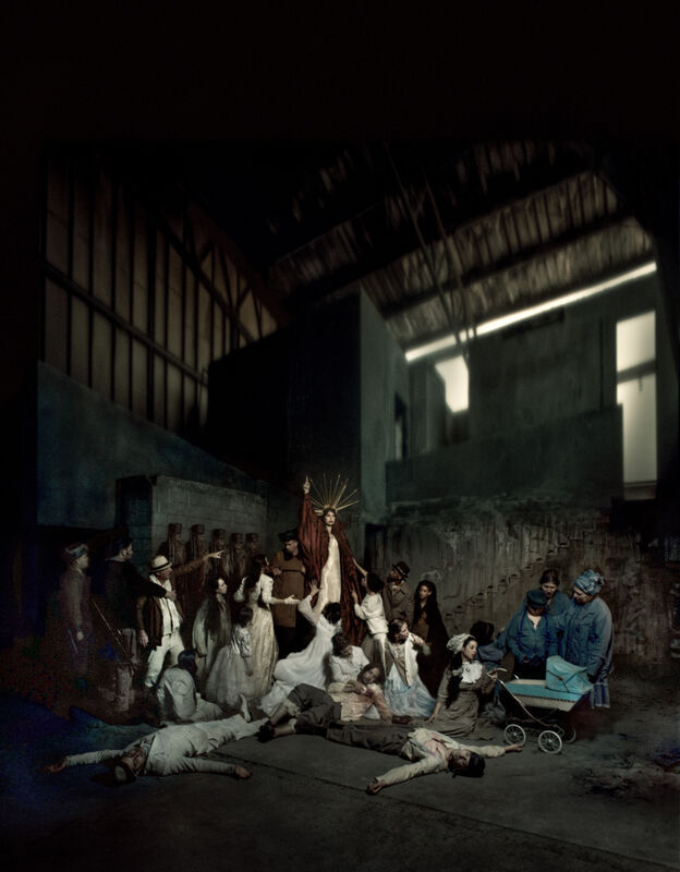 Michal Baratz Koren, 'Izevel', 2014, Photography, C-print on diasec, Corridor Contemporary