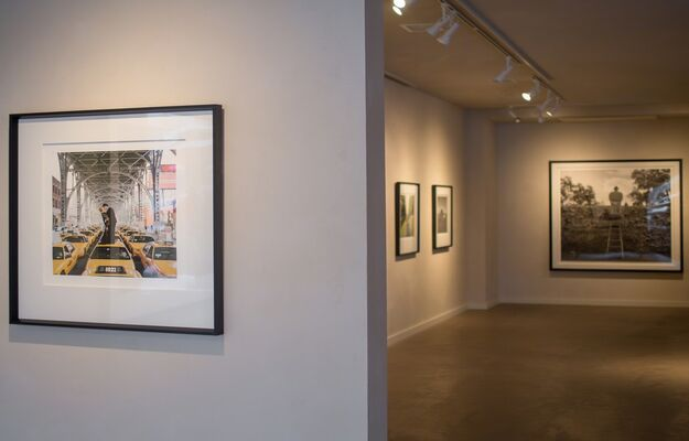 Rodney Smith-45 Years of Photography, installation view