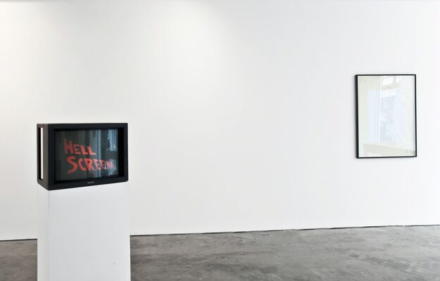 The Instability of the Image, installation view