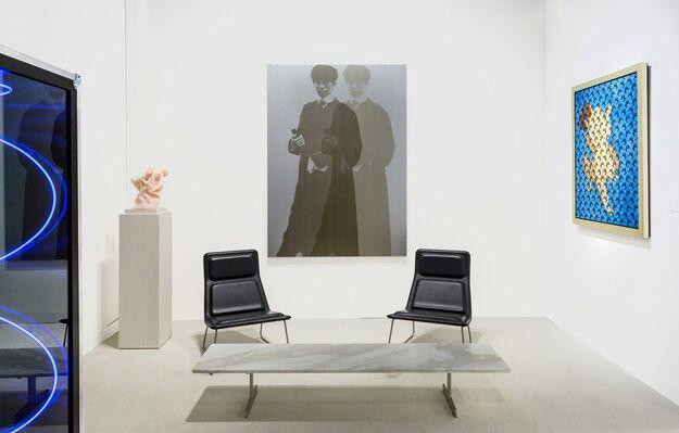 Paul Kasmin Gallery at Art Basel in Miami Beach 2016, installation view