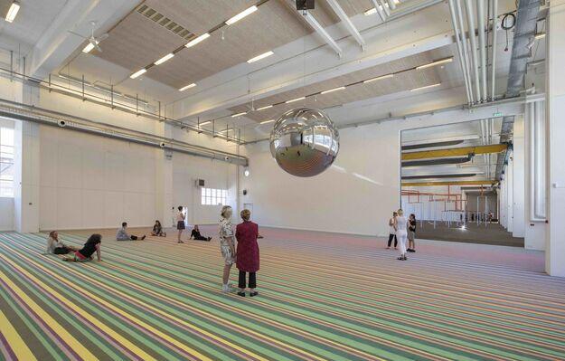 SUPERFLEX: One Two Three Swing!, installation view