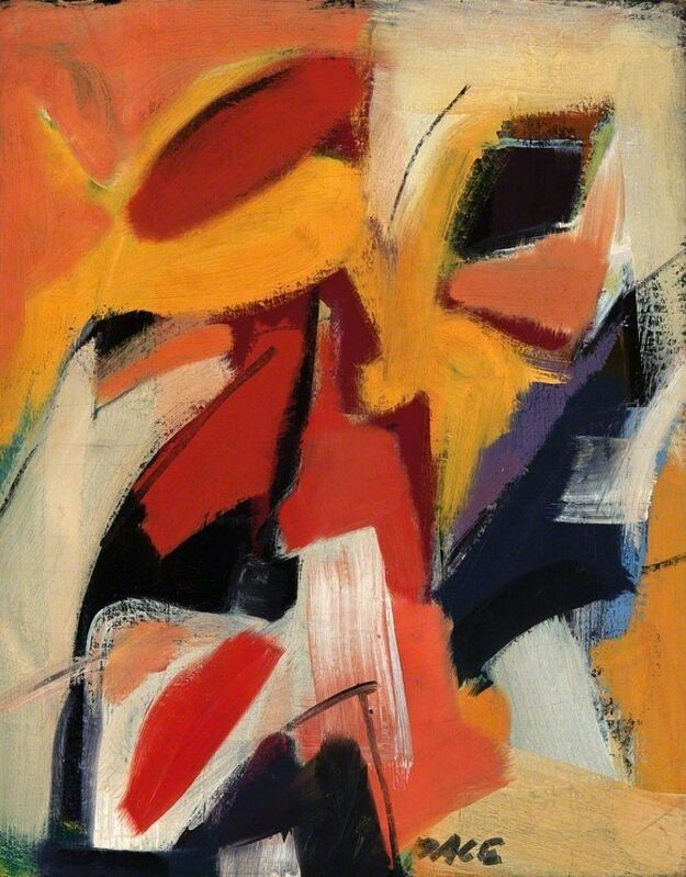 Stephen Pace, 'Untitled', 1951, Painting, Oil on canvas, Berry Campbell Gallery