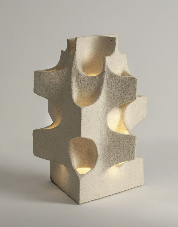 Guy Bareff, 'Illuminated Sculpture', 2014, Sculpture, Stoneware, Maison Gerard