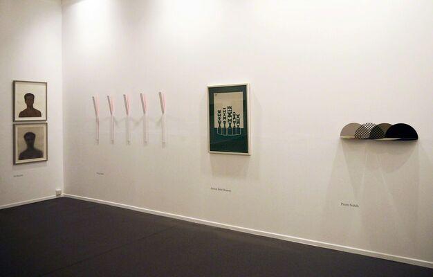 Jhaveri Contemporary at Art Dubai 2016, installation view