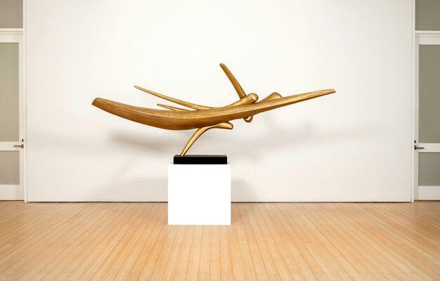 David Borgerding: New Sculpture, installation view