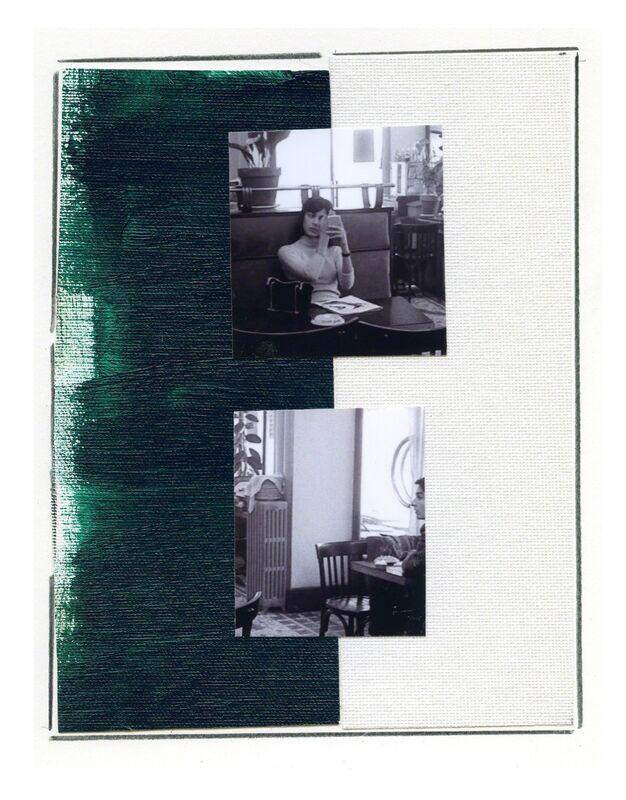 Ian Wallace, 'Enlarged Inkjet Study for Masculin Feminin I', Print, Inkjet print, Jessica Silverman