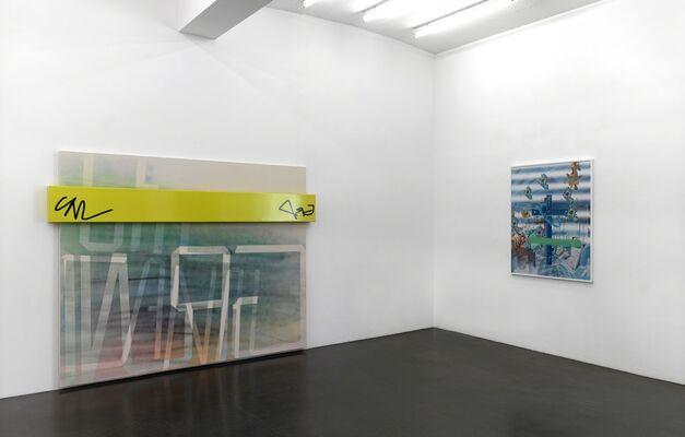 The Digital Divide by Henning Strassburger, installation view