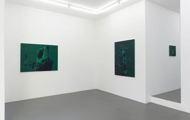 Daniel Lergon | MULTIMONO, installation view