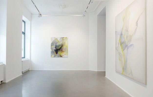 Natascha Schmitten   PHOSPHOR, installation view