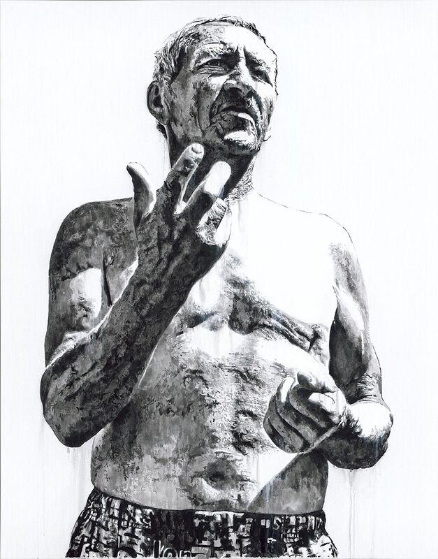 Hendrik Beikirch, 'Trud Stadium', 2020, Print, Giclee, Artwolfsen