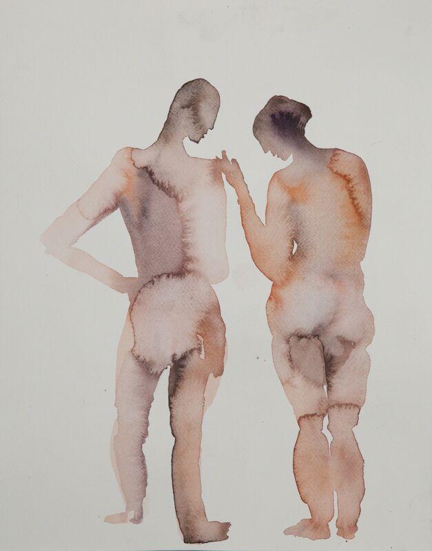 Tamara Kvesitadze, 'Untitled', 2013, Painting, Water colour, Galerie Kornfeld