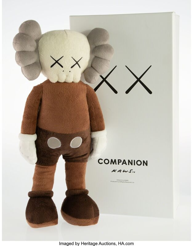 KAWS, 'Companion', 2015, Other, Polyester plush, Heritage Auctions