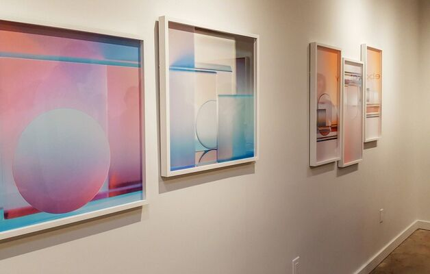 Light Forms, installation view