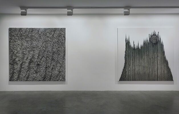 Stratigrapher, installation view