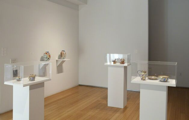 Viola Frey: A Personal Iconography, installation view