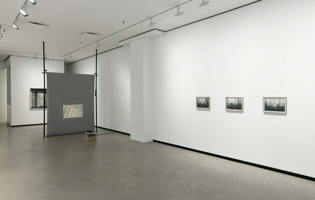 Lauri Astala, Twin Cities / Miklos Gaál, The Right Word, installation view