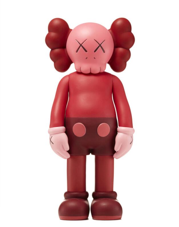KAWS, 'Red Companion', 2016, Sculpture, Painted cast vinyl, OSME Fine Art