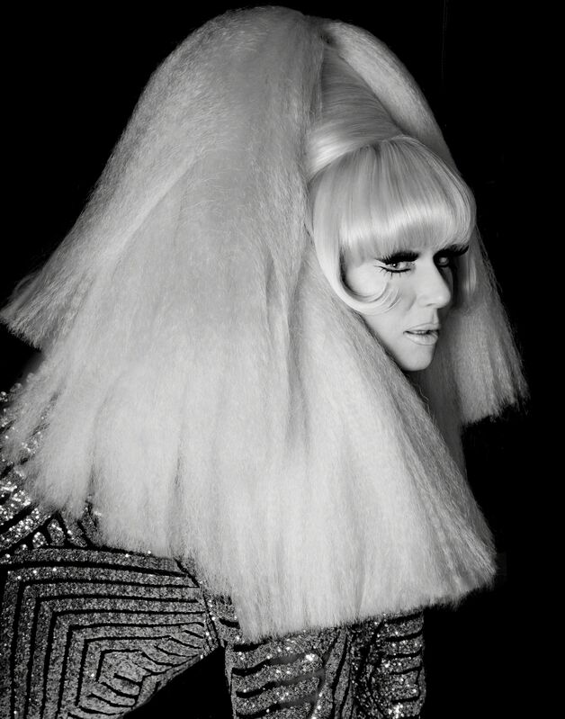 Billy Erb, 'Lady Bunny's New Crimped Wig', 2017, Photography, Giclee´digital print, Visual AIDS Benefit Auction