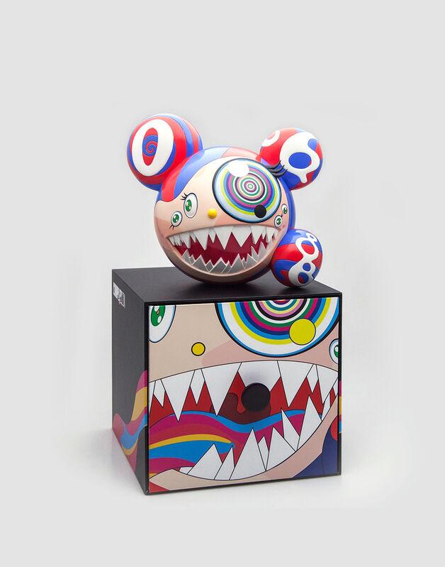 Takashi Murakami, 'Mr Dob', 2016, Sculpture, Painted resin, Galerie Openspace