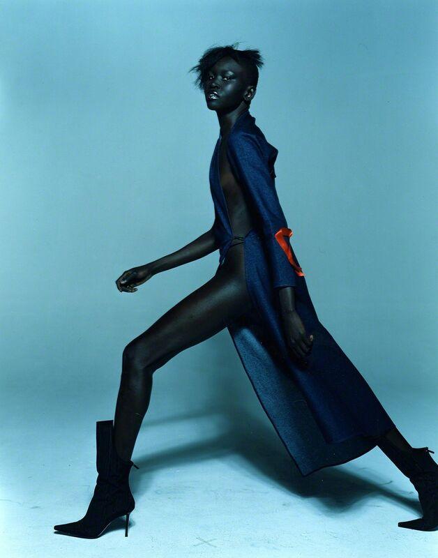 Michel Comte, 'Alek Wek', 2000, Photography, C-Print, CAMERA WORK