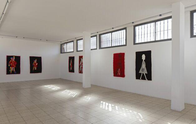 die Blume des Mundes by Orna Bromberg, installation view
