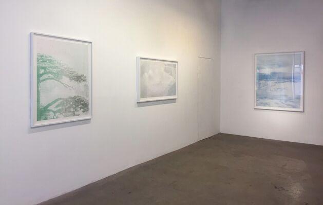 Jesse Chun: On Paper, installation view