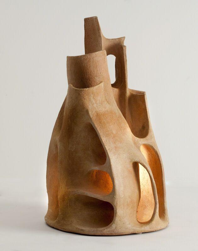 Guy Bareff, 'Illuminated Sculpture', 2014, Sculpture, Earthenware, Maison Gerard