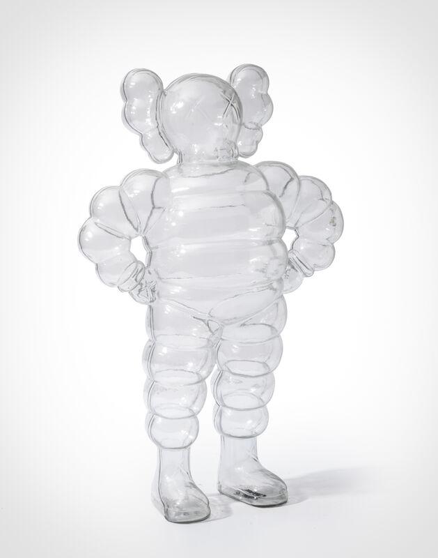 KAWS, 'Chum (Clear)', 2002, Sculpture, Cast resin sculpture, Tate Ward Auctions