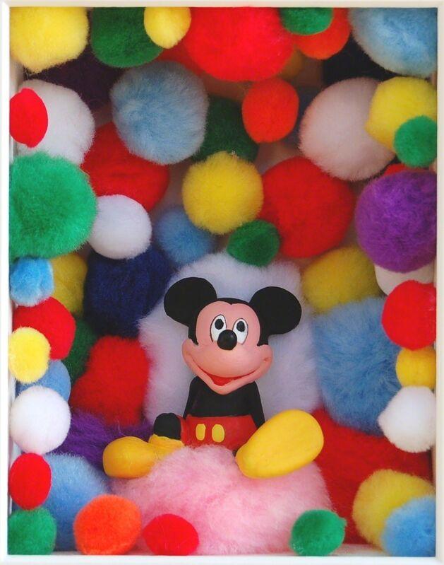 Volker Kühn, 'Happy Micky ', Mixed Media, Mixed media, Plus One Gallery