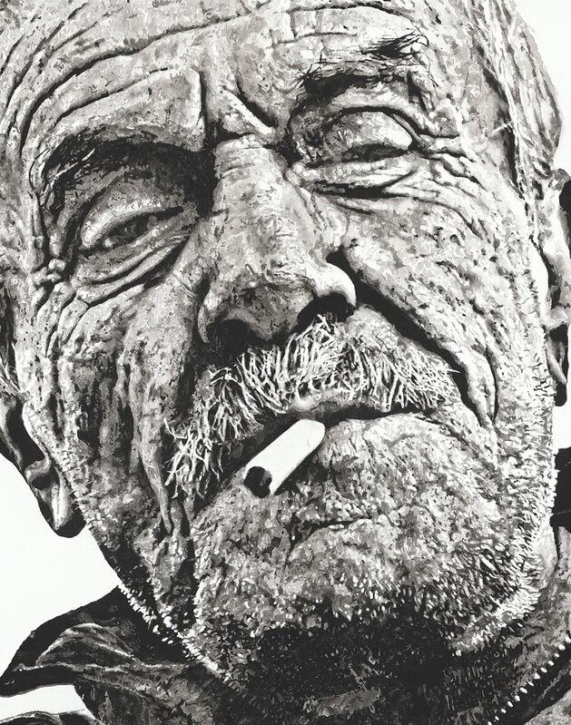 Hendrik Beikirch, 'Martyr's Square', 2020, Print, Giclee, Artwolfsen