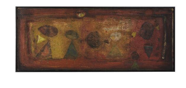 Hussein Shariffe, 'Dream Walkers', 1959