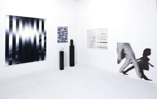 Anat Ebgi at Art Los Angeles Contemporary 2017, installation view