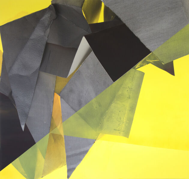 Kate Petley, 'Almost Falling',