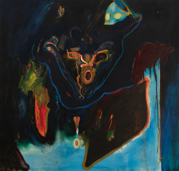 William Scharf, 'Untitled', 1962