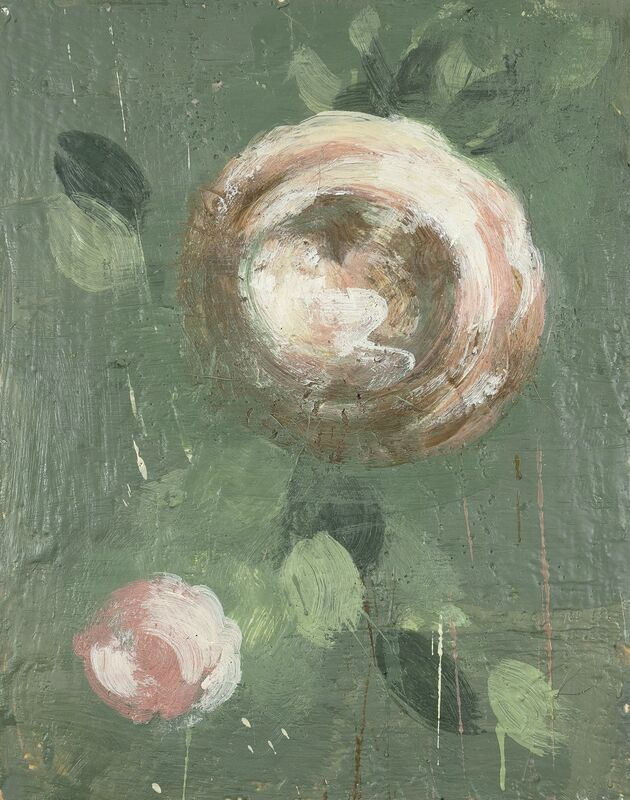 Tony Scherman, 'The Coming Good II', 2018, Painting, Encaustic on canvas, Caviar20